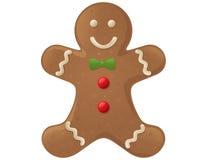 Gingerbread man Stock Image