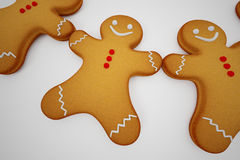 Gingerbread man. Stock Photo