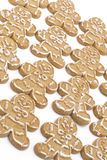 Gingerbread Man Cookies Royalty Free Stock Photo