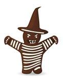 Gingerbread Man. Vector illustration of Gingerbread Man Royalty Free Stock Photo