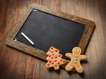 Gingerbread man. Very high resolution 3d rendering of a gingerbread man vector illustration