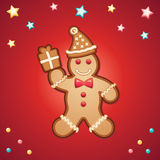 The Gingerbread Men Stock Photo