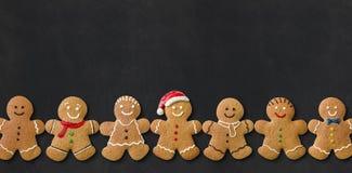 Free Gingerbread Men Stock Photos - 61595613