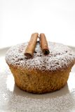 Gingerbread muffin Stock Photo