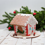 Gingerbread New Year and Christmas, stock photography