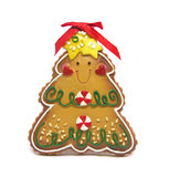 Gingerbread Ornament Stock Image