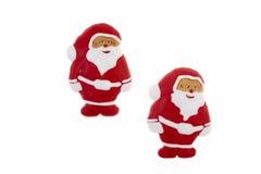 Gingerbread Santa Claus Stock Photos