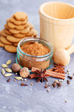 Gingerbread spices Stock Photos