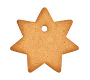 Gingerbread Star shape Royalty Free Stock Photos