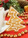 Gingerbread tree Royalty Free Stock Photo