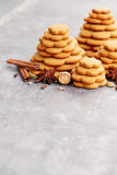 Gingerbread tree Royalty Free Stock Photography