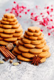 Gingerbread tree Stock Photography