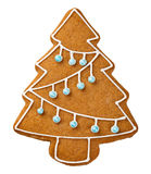 Gingerbread Tree Royalty Free Stock Images