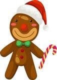 Gingerbread vector Stock Photo