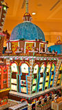 Gingerbread Village Royalty Free Stock Photography