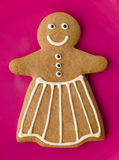 Gingerbread Woman Stock Image