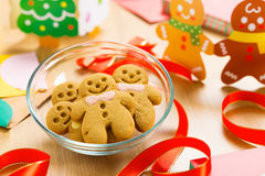 Gingerbread for xmas Royalty Free Stock Images
