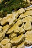 gingerbreads рождества стоковые фотографии rf