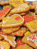Gingerbreads Stock Photos