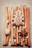 Gingerbreads Royalty Free Stock Image