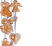 Gingerbreads Stock Image