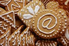 gingerbreads Стоковые Фото