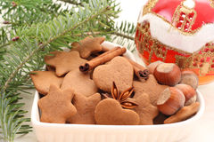 Gingerbreads Royalty Free Stock Photos