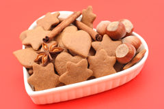 Free Gingerbreads Royalty Free Stock Image - 3562126