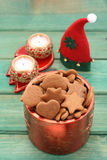Gingerbreads Stock Photo