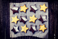 Gingerbreads cookies Royalty Free Stock Images