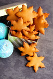 Gingerbreads Stock Photography