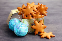 Gingerbreads Stock Images