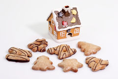 Gingergread Royalty Free Stock Images