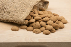 Gingernuts стоковое фото
