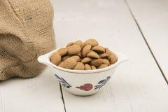 Gingernuts Стоковая Фотография RF