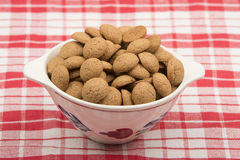 Gingernuts Royalty Free Stock Photos