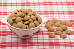 Gingernuts Royalty Free Stock Image