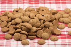 Gingernuts Stock Photo