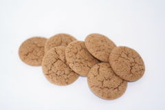 Gingersnaps Stock Photography
