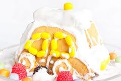 Gingery cake machine Stock Image