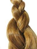 gingery weave волос Стоковые Изображения RF