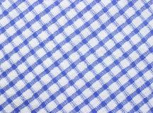 gingham σύσταση επιφάνειας Στοκ εικόνα με δικαίωμα ελεύθερης χρήσης