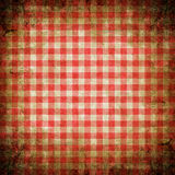 Gingham background Stock Image
