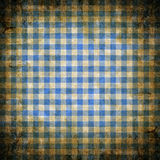 Gingham background Royalty Free Stock Photos