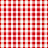 Gingham fabric. Seamless tiled background of gingham effect fabric Royalty Free Stock Photography