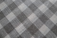 Gingham Linen Canvas backround - Stock Photos Royalty Free Stock Photos
