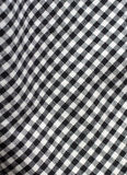 Gingham Material Royalty Free Stock Image