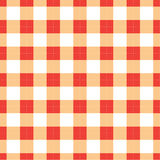 Gingham pattern. A three coloured gingham style plaid background vector illustration