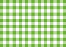 Gingham Pattern Background Stock Photos