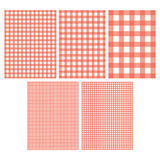GINGHAM Pattern. Gingham: Retro Tablecloth Pattern Backgrounds Stock Image